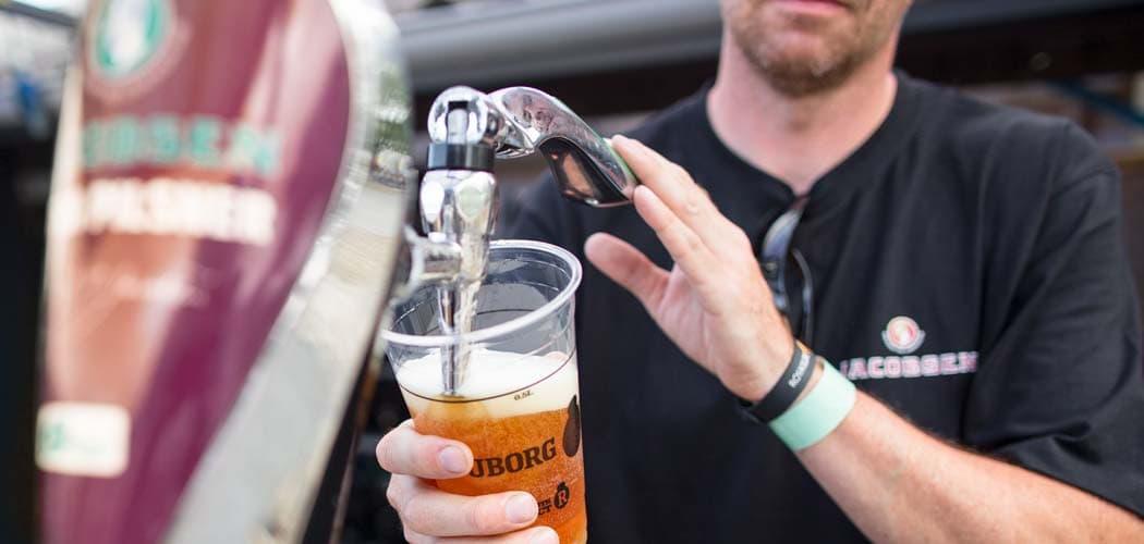 Cocreation på Roskilde Festival er også øl