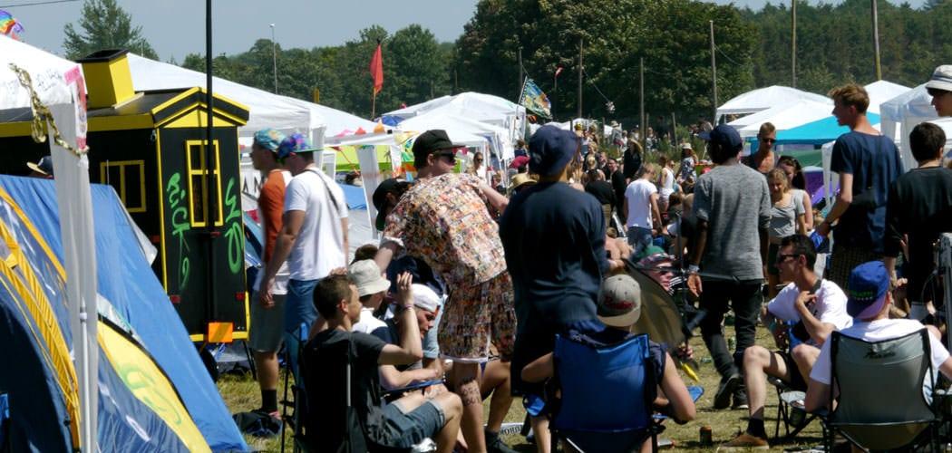 Kan man få festivalfolket til at drikke mindre?