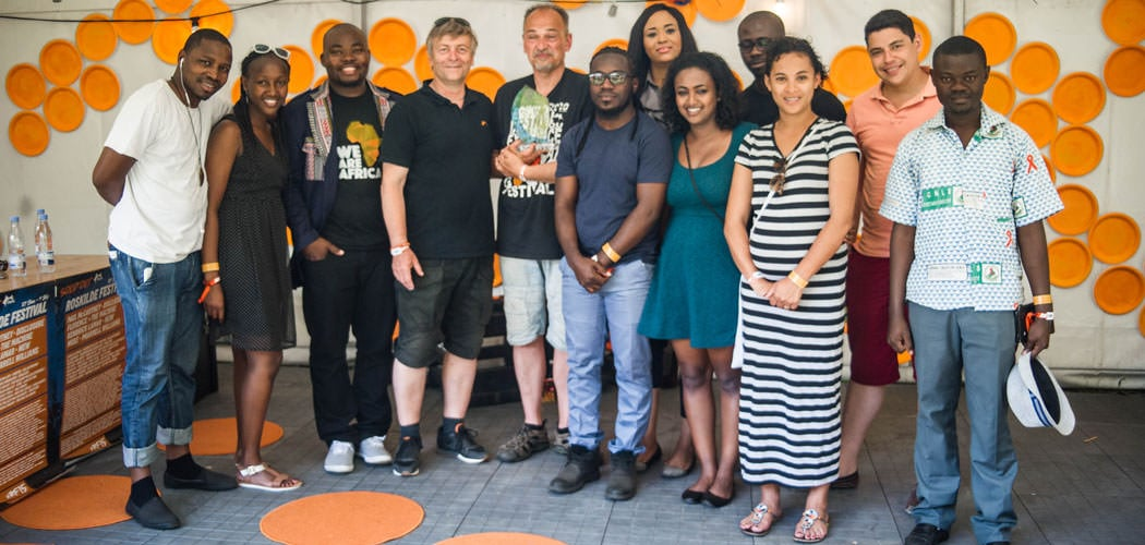 Roskilde Festival wins Award from African Artists Peace Initiative