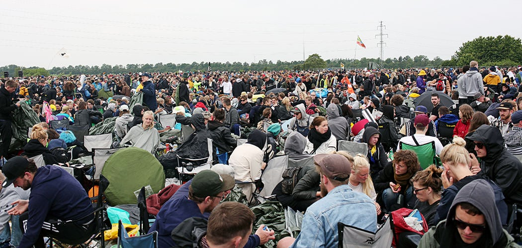 5 Things I Didn't Expect From my First Day at Roskilde Festival
