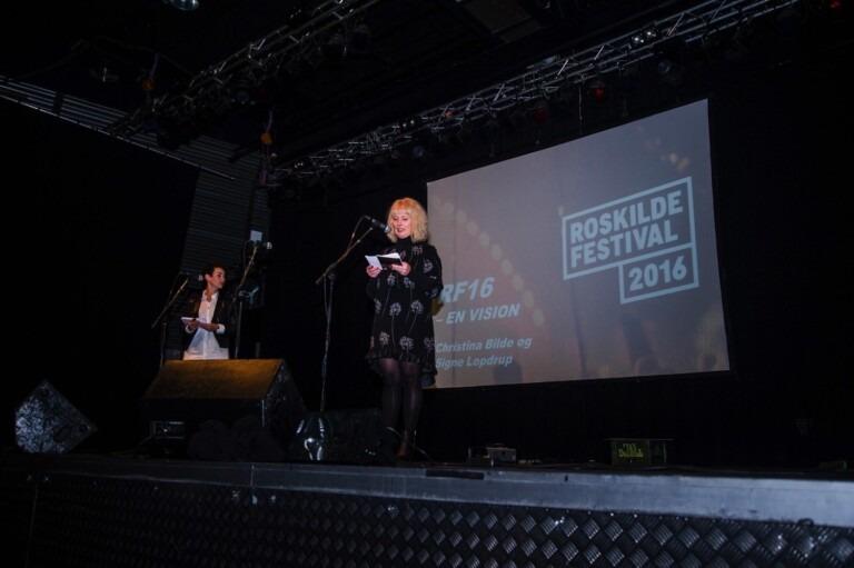 Roskilde Festival 2016 blev losset i gang med manér