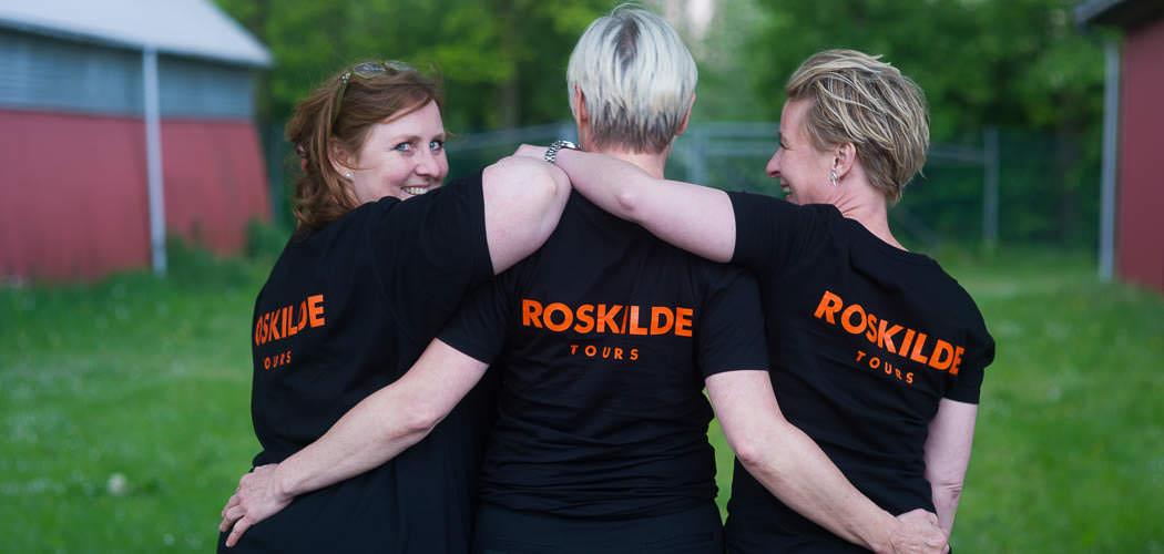 Du kan nå det endnu! Sådan bliver du frivilligpå Roskilde Festival