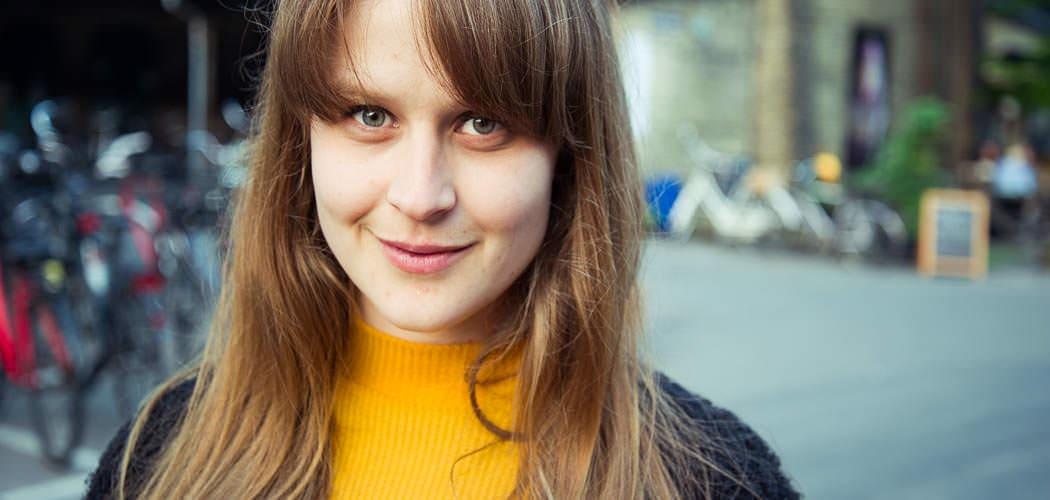 Astrid Cordes. Foto: Inez Dawczyk