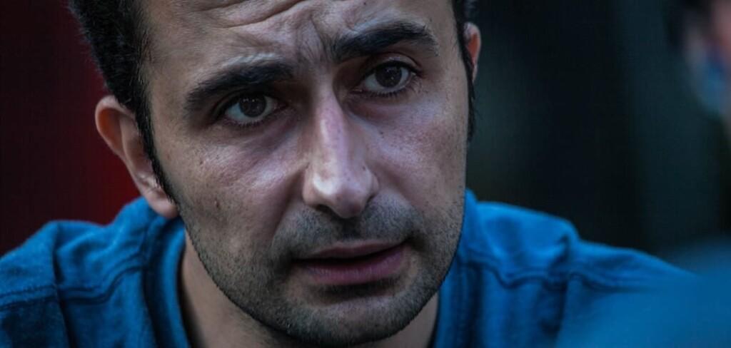 Maher Mahmoud. Fotograf: Arthur J. Cammelbeeck