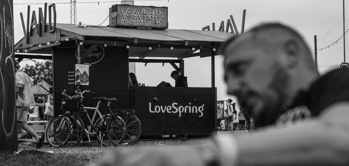 Fem gode råd til iværksættere på Roskilde Festival