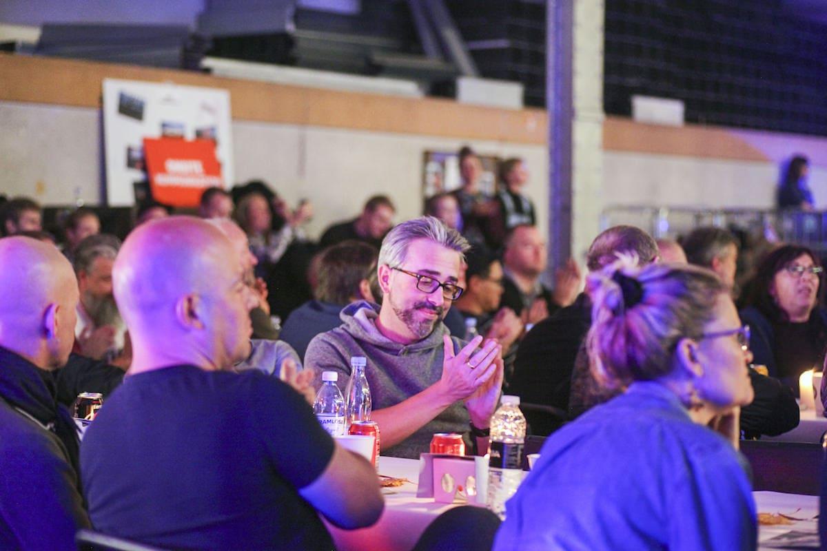 Roskilde Festival kick-off fællesmøde 2017 Fotograf: Kasper Hjorth