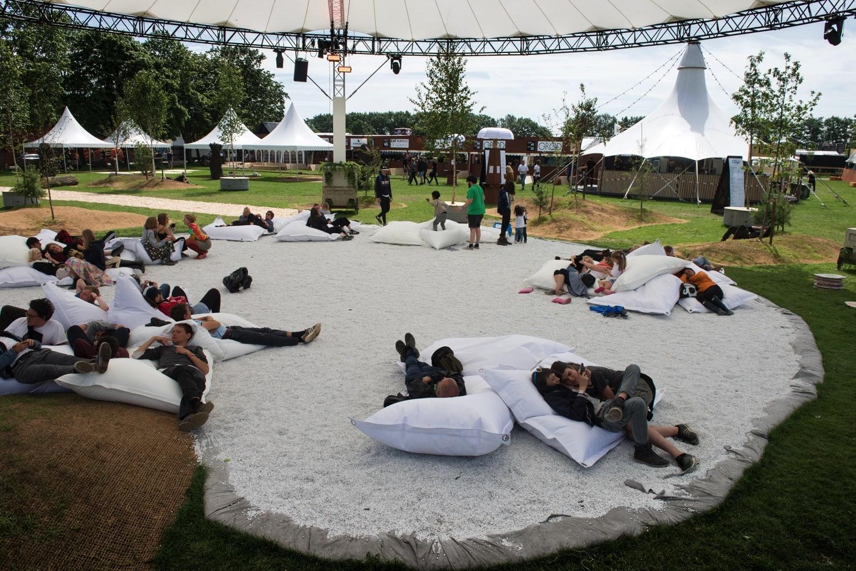 Fremtidens Roskilde Festival er grøn, digital og bekvem