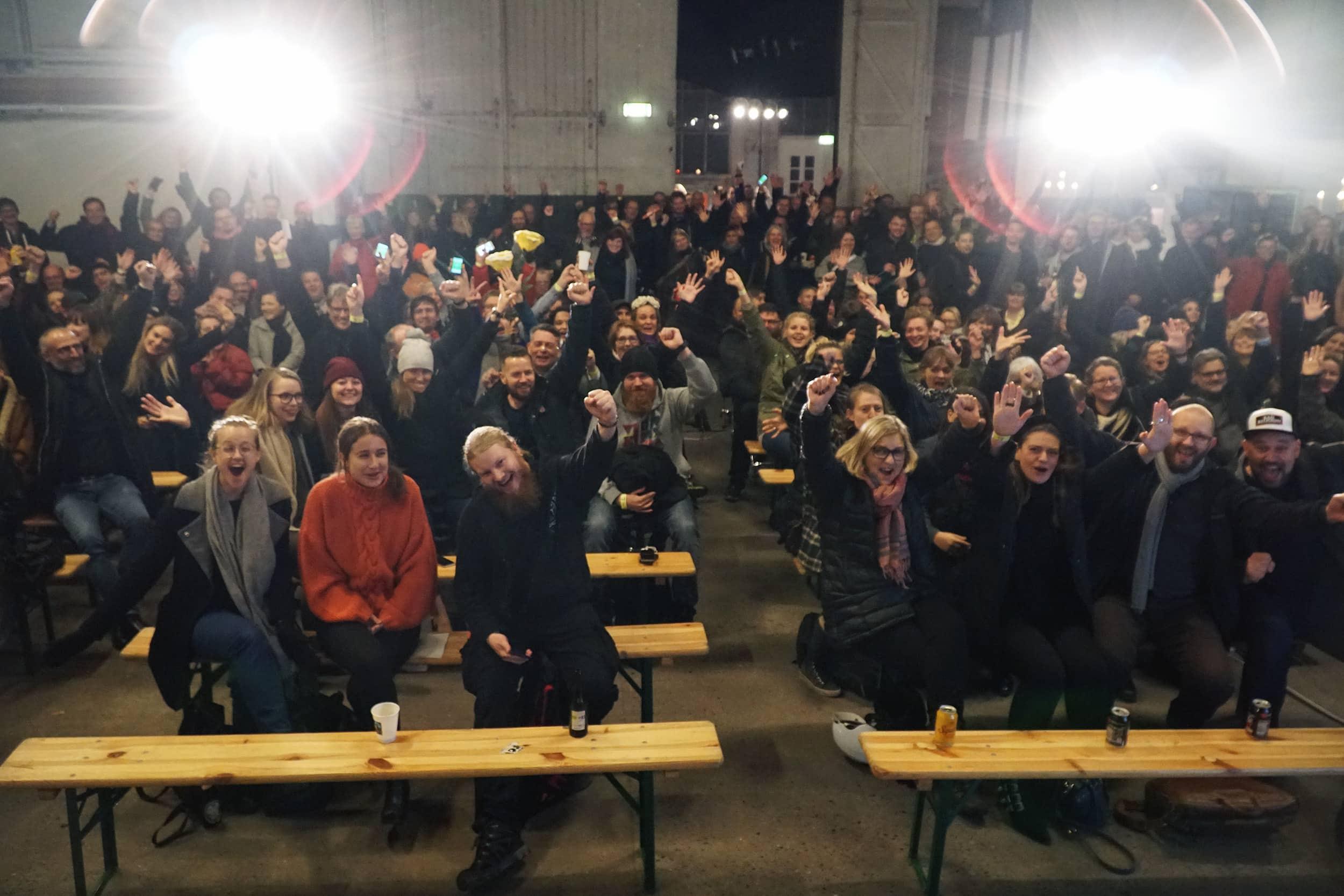 Roskilde Festival 2018: Vi tager handsken op