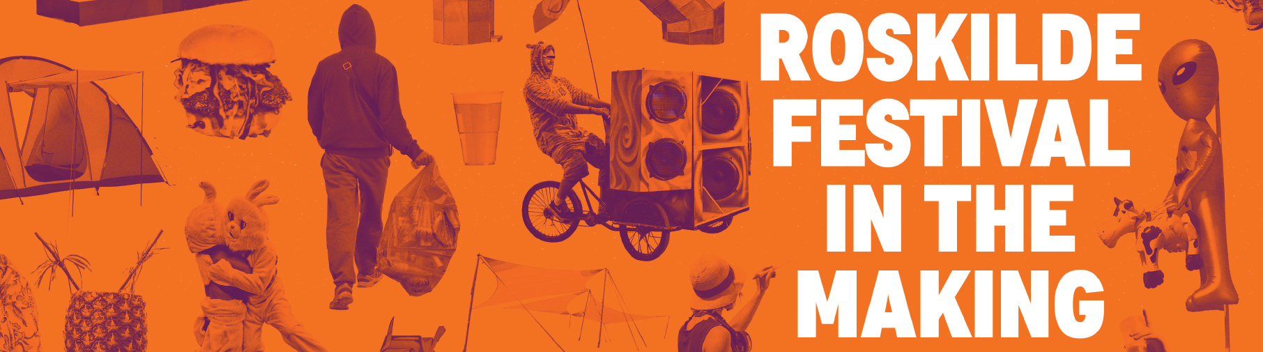 Roskilde Festival 2018 – in the making. Kick-off!