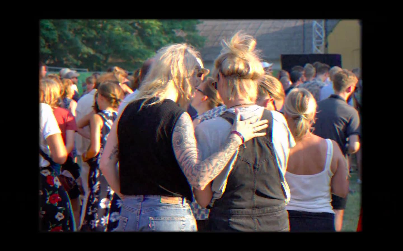 Orange Together: Er frirummet på Roskilde Festival én stor gråzone?