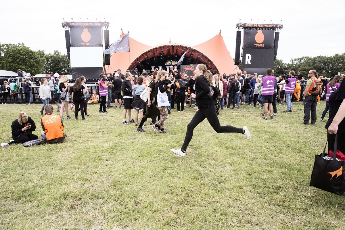 Fem hacks til at undgå kø på Roskilde Festival