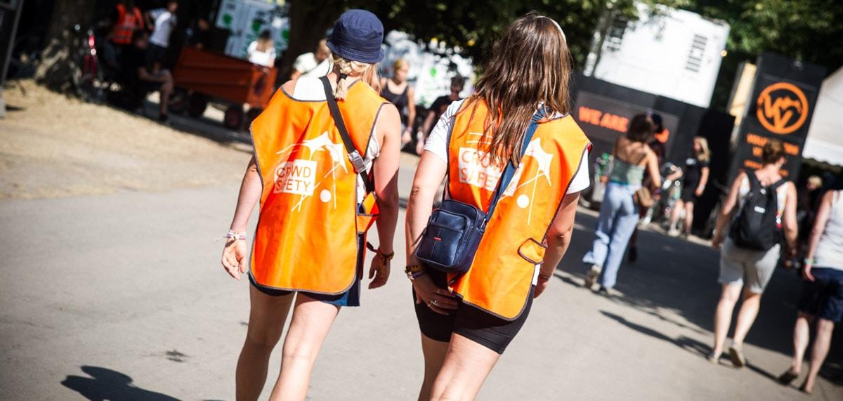 Her er de mest eftertragtede frivilligjobs på Roskilde Festival