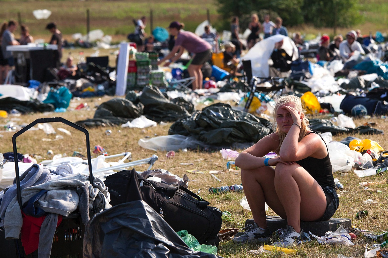 Sådan tager du bæredygtigt på festival