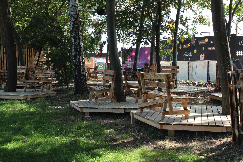 Central Park: Her kan du trække vejret, når støvskyerne bliver for tykke