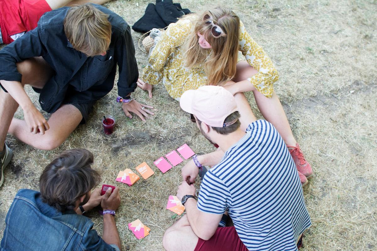 Orange Together 2019: Respekt for fællesskabet på Roskilde Festival