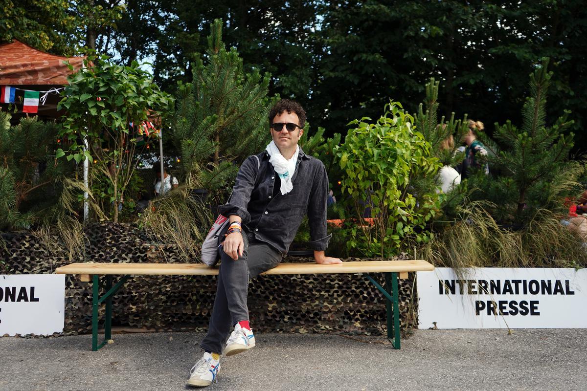 """""""Hvis jeg kun må vælge en festival, jeg kan tage til, så vil det være Roskilde – I har mig for resten af livet"""""""