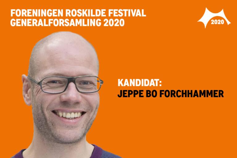 Mød bestyrelseskandidat Jeppe Bo Forchhammer