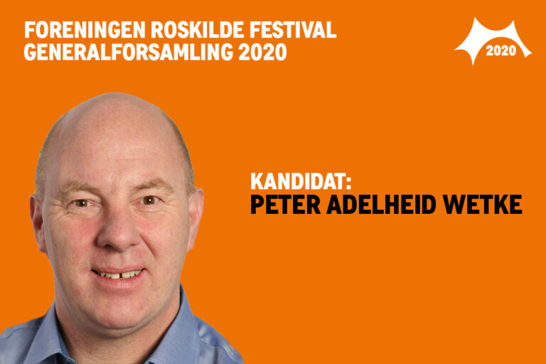 Mød bestyrelseskandidat Peter Adelheid Wetke