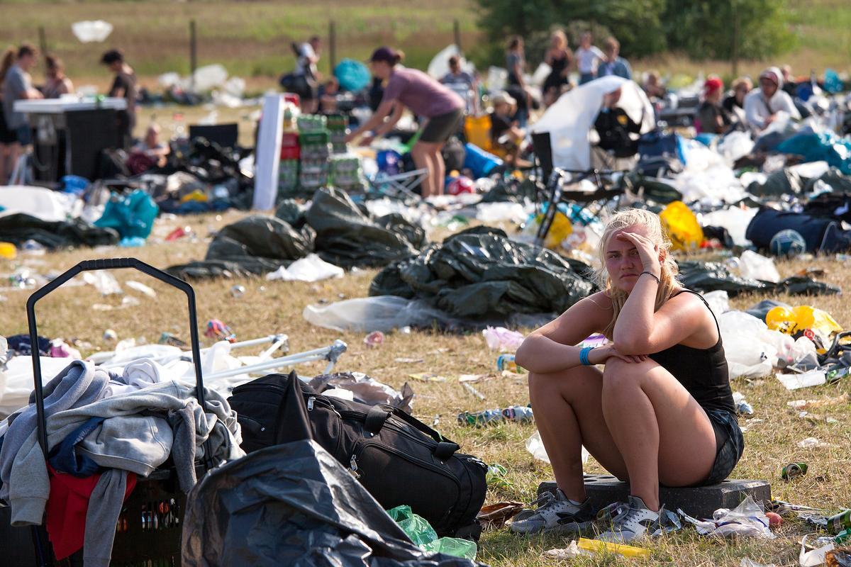 Bæredygtighed på Roskilde Festival: Nu skal vi tænke cirkulært
