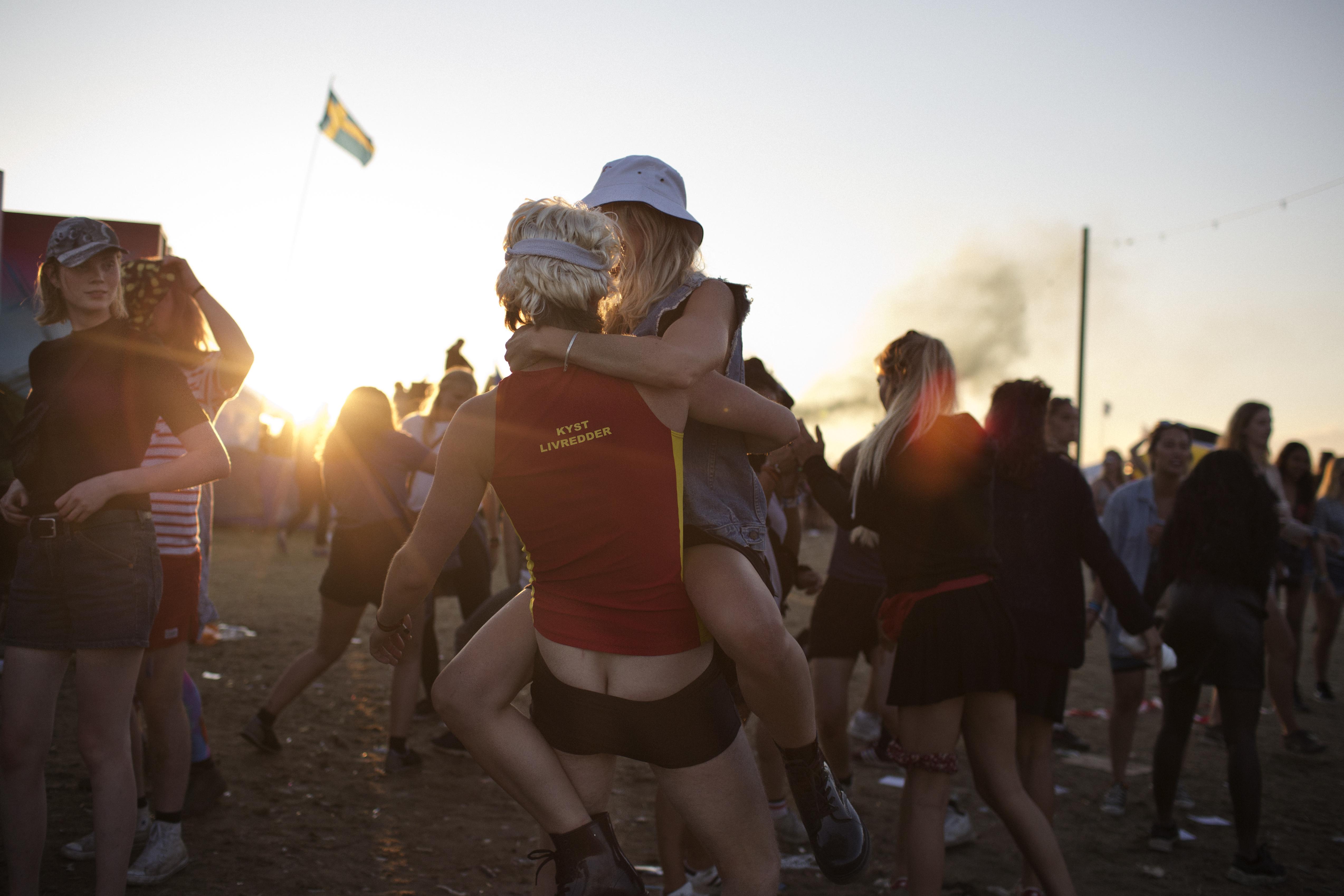 Roskilde Festival i et halvt århundrede
